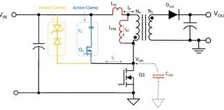 Active Clamp trong nguồn flyback